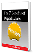 Ebook on the 7 benefits of using digital labels
