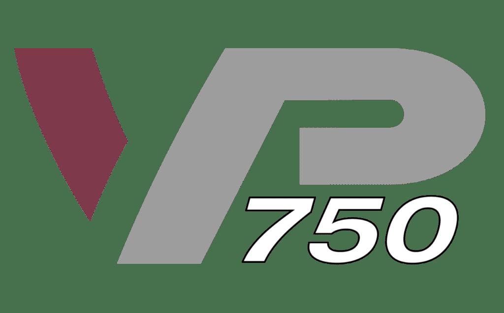 VP750 industrial color label printer logo