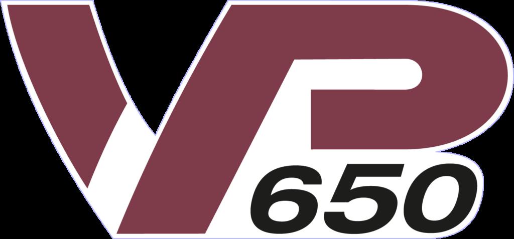 VP650 desktop color label printer logo