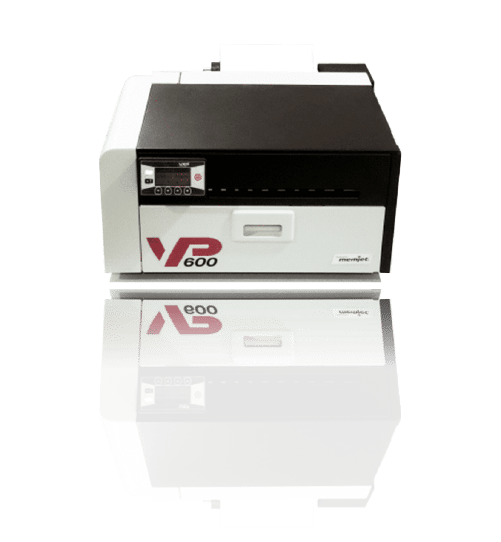 VP600 color label printer for Small Business